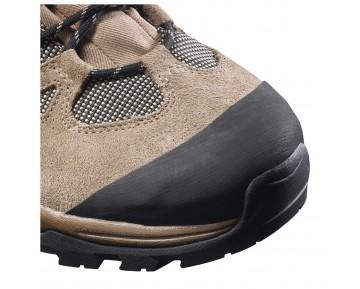 Chaussure Salomon DISCOVERY GTX® pour Homme Lumière Marron Chaussures De Randonnée 370640