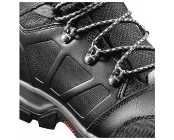 Chaussure Salomon TOUNDRA CSWP pour Homme Noir 381316