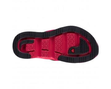 Chaussure Salomon RX BREAK W pour Femme Rose/Bordeaux/Noir Chaussures De Running 381615