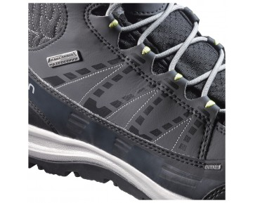 Chaussure Salomon KAÏNA CS WP 2 pour Femme Noir 390591