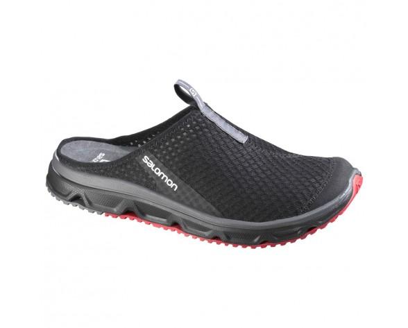 Chaussure Salomon RX SLIDE 3.0 pour Homme Noir/Anthracite Chaussures De Running 327523