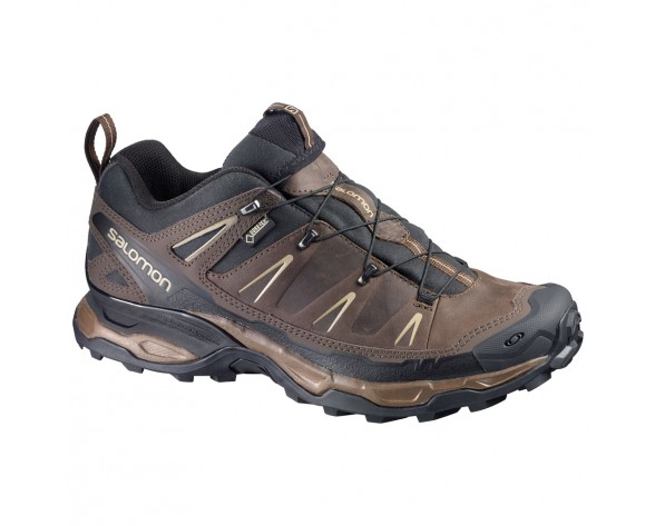 Chaussure Salomon X ULTRA LTR GTX® pour Homme Marron Chaussures De Randonnée 366996