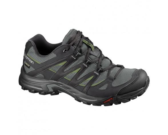 Chaussure Salomon ESKAPE GTX® pour Homme Noir Chaussures De Randonnée 369003