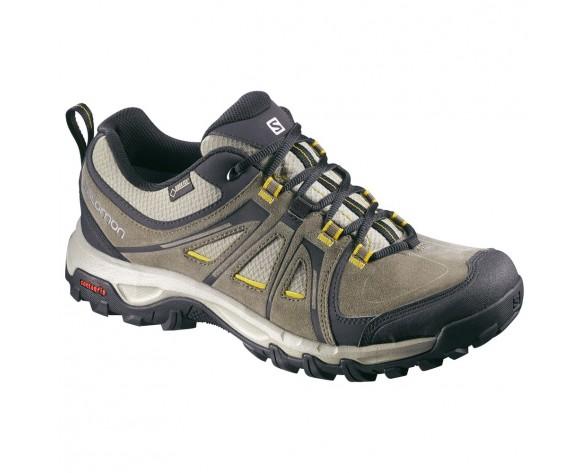Chaussure Salomon EVASION GTX® pour Homme Gris Chaussures De Randonnée 376907