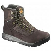 Chaussure Salomon UTILITY PRO TS CSWP pour Homme Marron 376455