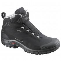 Chaussure Salomon DEEMAX 3 TS WP W pour Femme Noir 376929
