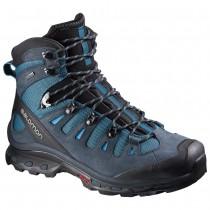 Chaussure Salomon QUEST 4D 2 GTX® pour Homme Bleu/Noir Chaussures De Randonnée 379472