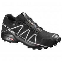 Chaussure Salomon SPEEDCROSS 4 GTX® pour Homme Noir Chaussures De Running 383181