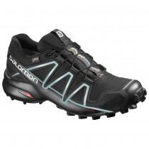 Chaussure Salomon SPEEDCROSS 4 GTX® W pour Femme Noir Chaussures De Running 383187