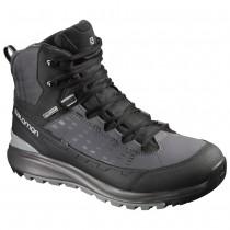 Chaussure Salomon KAÏPO MID CS WP 2 pour Homme Noir 390570