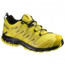 Chaussure Salomon XA PRO 3D pour Homme Jaune Chaussures De Running 390716