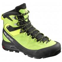 Chaussure Salomon X ALP MTN GTX® pour Homme Noir/Vert Chaussures D'alpinisme 390896
