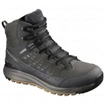 Chaussure Salomon KAÏPO MID CS WP 2 pour Homme Noir 391828