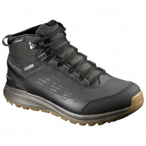 Chaussure Salomon KAÏPO CS WP 2 pour Homme Noir 391830