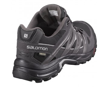 Chaussure Salomon ESKAPE GTX® pour Homme Gris/Noir/Argent Chaussures De Randonnée 328108