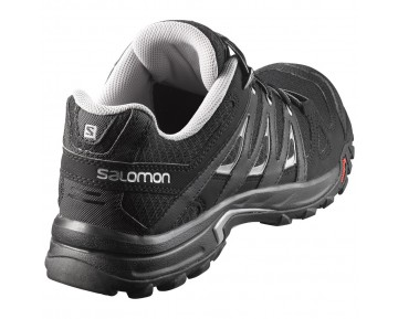 Chaussure Salomon ESKAPE AERO pour Homme Noir Chaussures De Randonnée 329801