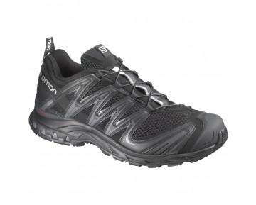 Chaussure Salomon XA PRO 3D pour Homme Noir/Gris Chaussures De Running 356801