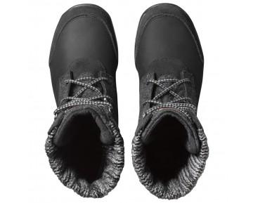 Chaussure Salomon HIME MID pour Femme Noir 361707