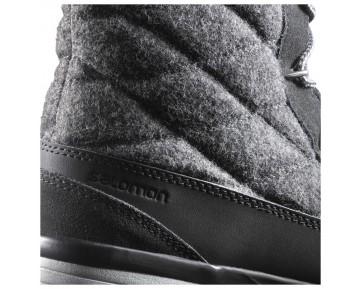 Chaussure Salomon HIME HIGH pour Femme Noir 361717