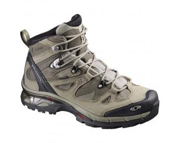 Chaussure Salomon COMET 3D GTX® pour Homme Marron Chaussures De Randonnée 370711