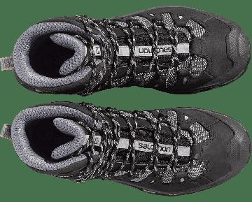 Chaussure Salomon QUEST 4D 2 GTX® pour Homme Gris/Noir Chaussures De Randonnée 370731