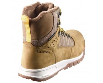 Chaussure Salomon UTILITY PRO TS CSWP pour Homme Marron 372632