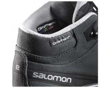 Chaussure Salomon SHELTER CS WP pour Homme Noir 372811