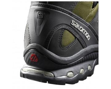 Chaussure Salomon QUEST 4D 2 GTX® pour Homme Gris/Noir Chaussures De Randonnée 373259