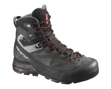 Chaussure Salomon X ALP MTN GTX® pour Homme Noir Chaussures D'alpinisme 373283