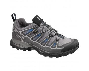Chaussure Salomon X ULTRA 2 GTX® pour Homme Gris/Argent Chaussures De Randonnée 373312