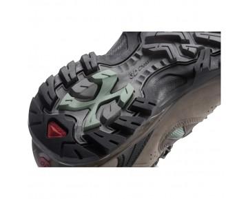 Chaussure Salomon COMET 3D GTX® pour Femme Gris/Bleu-Vert Chaussures De Randonnée 376448