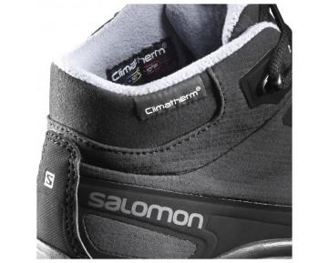 Chaussure Salomon SHELTER CS WP W pour Femme Noir 376873