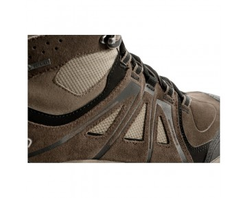 Chaussure Salomon EVASION MID GTX® pour Homme Marron Chaussures De Randonnée 376908