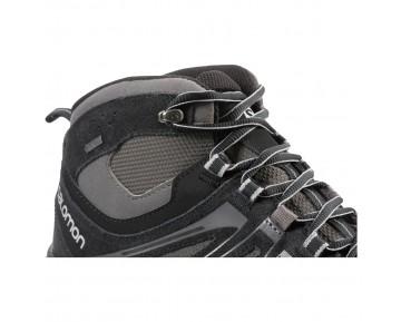 Chaussure Salomon EVASION MID GTX® pour Homme Gris/Argent Chaussures De Randonnée 376909