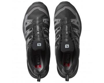 Chaussure Salomon X ULTRA 2 SPIKES GTX® pour Homme Noir/Argent 377793