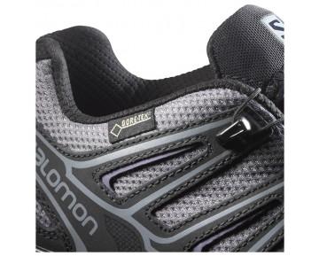 Chaussure Salomon X ULTRA 2 W SPIKES GTX® pour Femme Noir/Gris Chaussures De Randonnée 377819