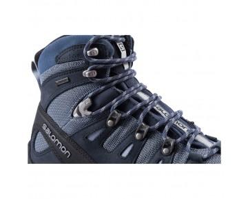 Chaussure Salomon QUEST 4D 2 GTX® W pour Femme Gris Chaussures De Randonnée 378391