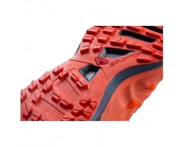 Chaussure Salomon SENSE PRO 2 pour Homme Rouge/Bleu-foncé Chaussures De Running 378466