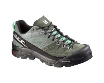 Chaussure Salomon X ALP LTR W pour Femme Noir/Gris Chaussures D'alpinisme 379265
