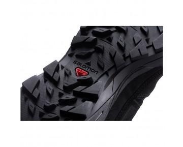 Chaussure Salomon X ALP LTR GTX® pour Homme Noir/Vert Chaussures D'alpinisme 379266