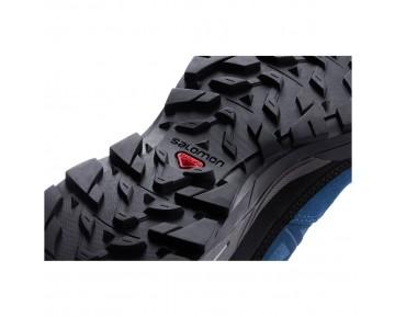 Chaussure Salomon X ALP LTR GTX® pour Homme Noir/Bleu Chaussures D'alpinisme 379267