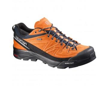 Chaussure Salomon X ALP LTR GTX® pour Homme Noir/Orange Chaussures D'alpinisme 379268