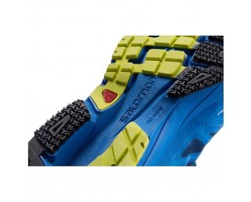 Chaussure Salomon SONIC AERO pour Homme Bleu/Marine Chaussures De Running 379378
