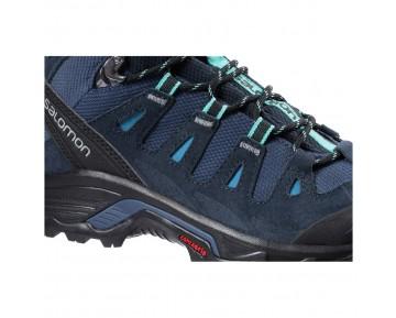 Chaussure Salomon QUEST PRIME GTX® W pour Femme Noir/Bleu-foncé Chaussures De Randonnée 380888