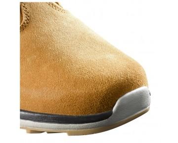 Chaussure Salomon UTILITY CHUKKA TS WR pour Homme Marron 381223