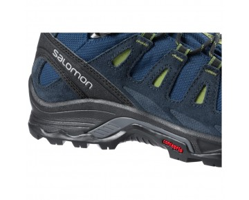 Chaussure Salomon QUEST PRIME GTX® pour Homme Bleu-foncé/Noir Chaussures De Randonnée 381632