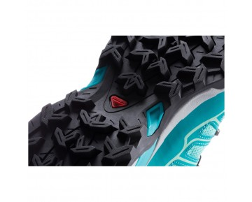 Chaussure Salomon X ULTRA 2 GTX® W pour Femme Turquoise Chaussures De Randonnée 381638
