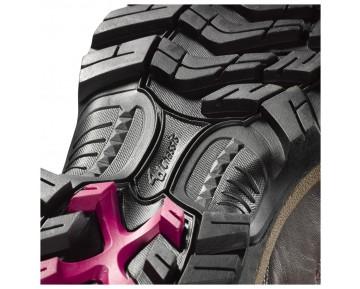Chaussure Salomon QUEST ORIGINS 2 GTX® W pour Femme Rose/Bordeaux Chaussures De Randonnée 390274