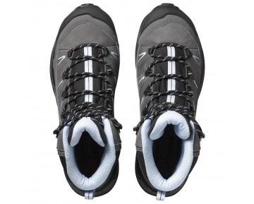 Chaussure Salomon X ULTRA TREK GTX® W pour Femme Gris/Noir Chaussures De Randonnée 390375