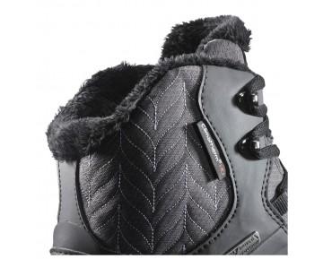 Chaussure Salomon KAÏNA MID CS WP 2 pour Femme Noir 390589